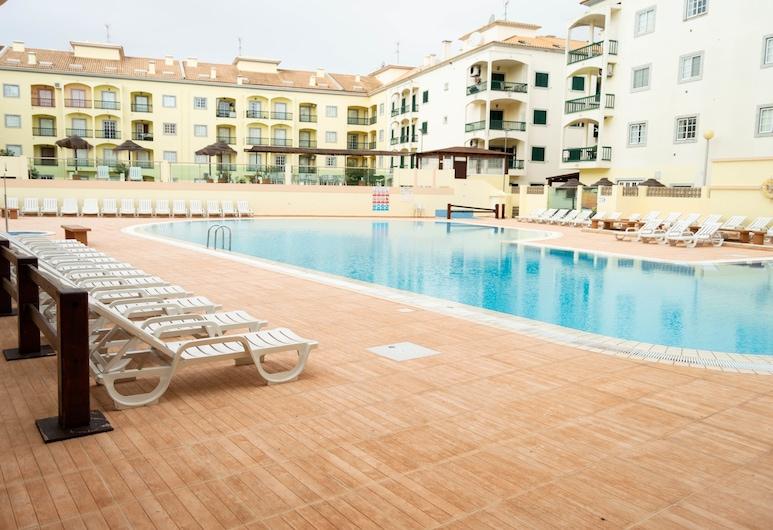 Aparthotel Monte Fino - Eurosun Hotels, Vila Real Santo Antonio, Exteriér