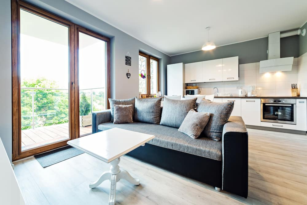Apartament (Ogrodnicza7/ 37) - Pokój