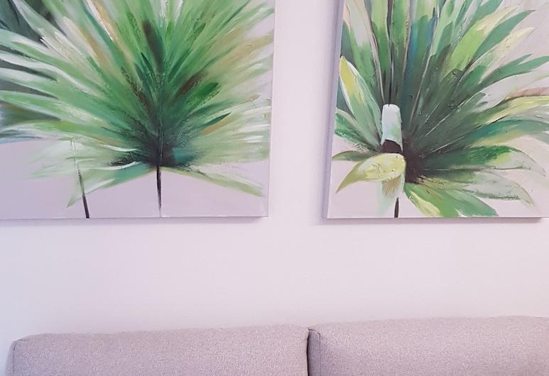 El Escondite de Hurlé, Gijón, Departamento, 2 habitaciones, vista al mar, Sala de estar