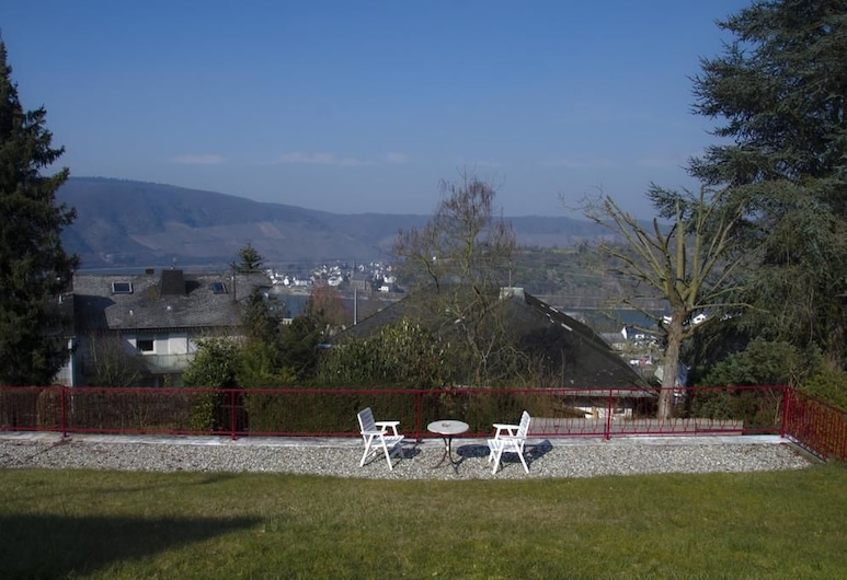 Pension Haus Adams, Boppard, Terras