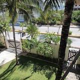 Classic Room, 2 Double Beds, Partial Ocean View - Garden View