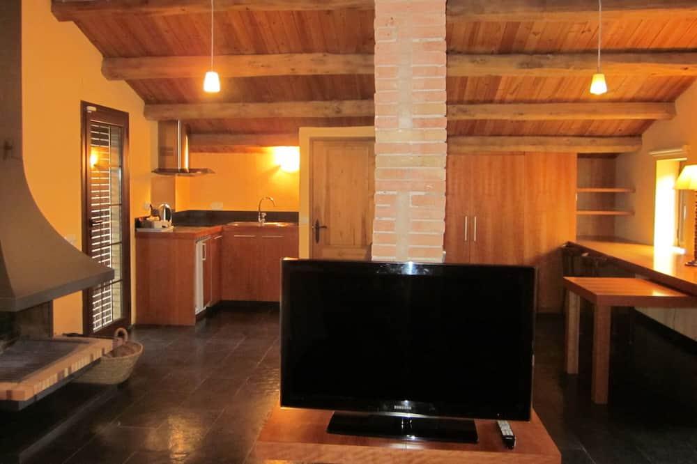 Suite (Loft - planta superior) - Camera