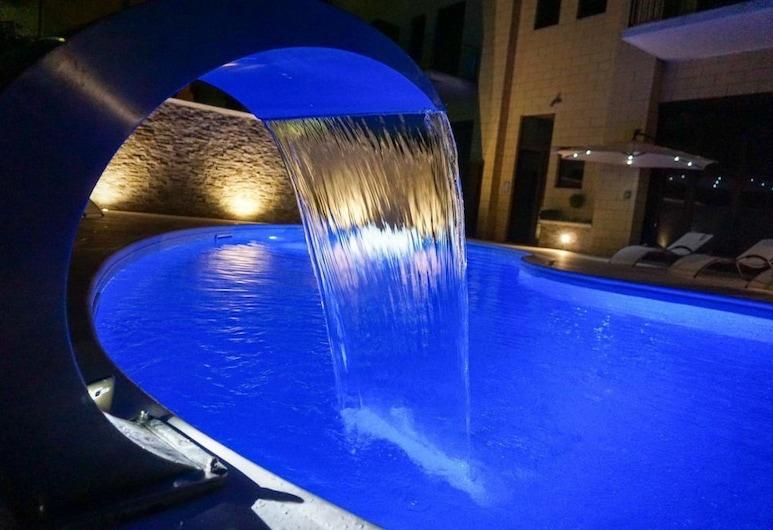 B&B Villa Bisceglia, Monte Sant'Angelo, Piscina al aire libre