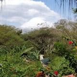 Comfort Kulübe, 1 Çift Kişilik Yatak, Bahçe Manzaralı (Sol) - Bahçe Manzaralı