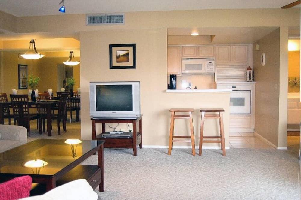 Biệt thự Cao cấp (4 Bedrooms) - Khu phòng khách