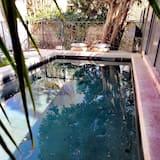 Apartament romantyczny typu Suite, prywatna łazienka, widok na park (Amoureuse) - Basen