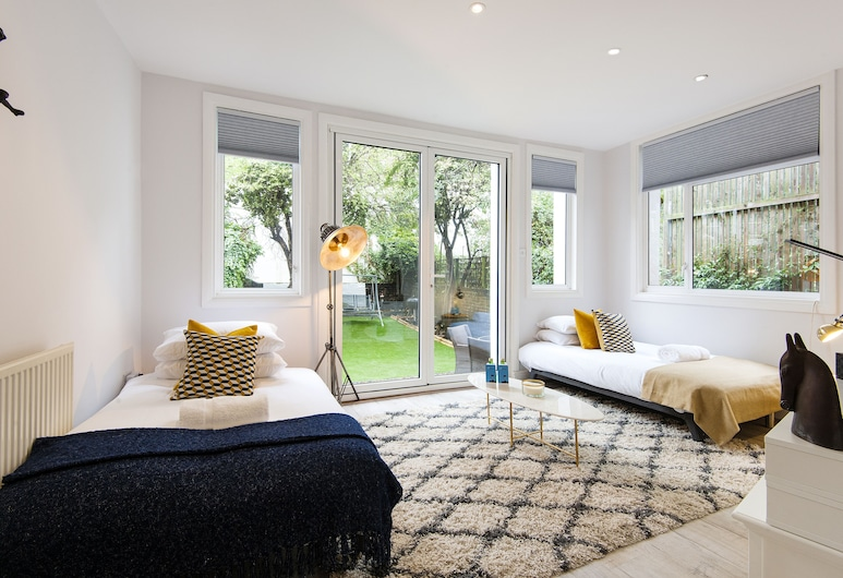 伯爵府花園寶石酒店 - NKN, 倫敦, 豪華公寓 (1 Bedroom), 客房景觀