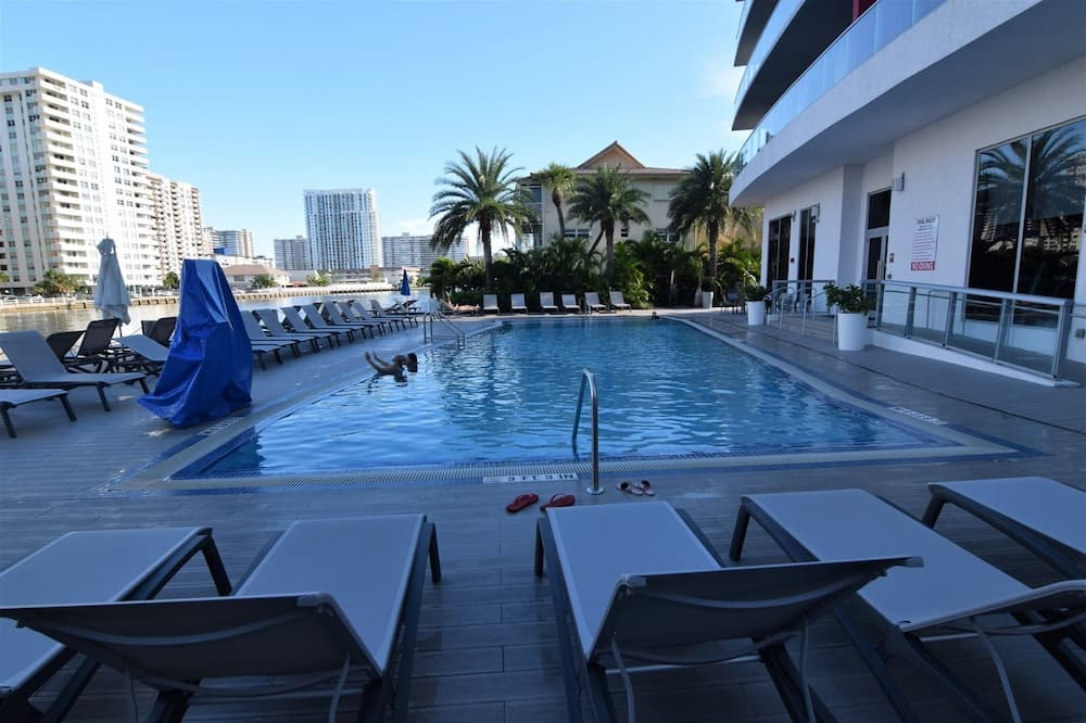 Lejlighed (BW-2606A) - Pool