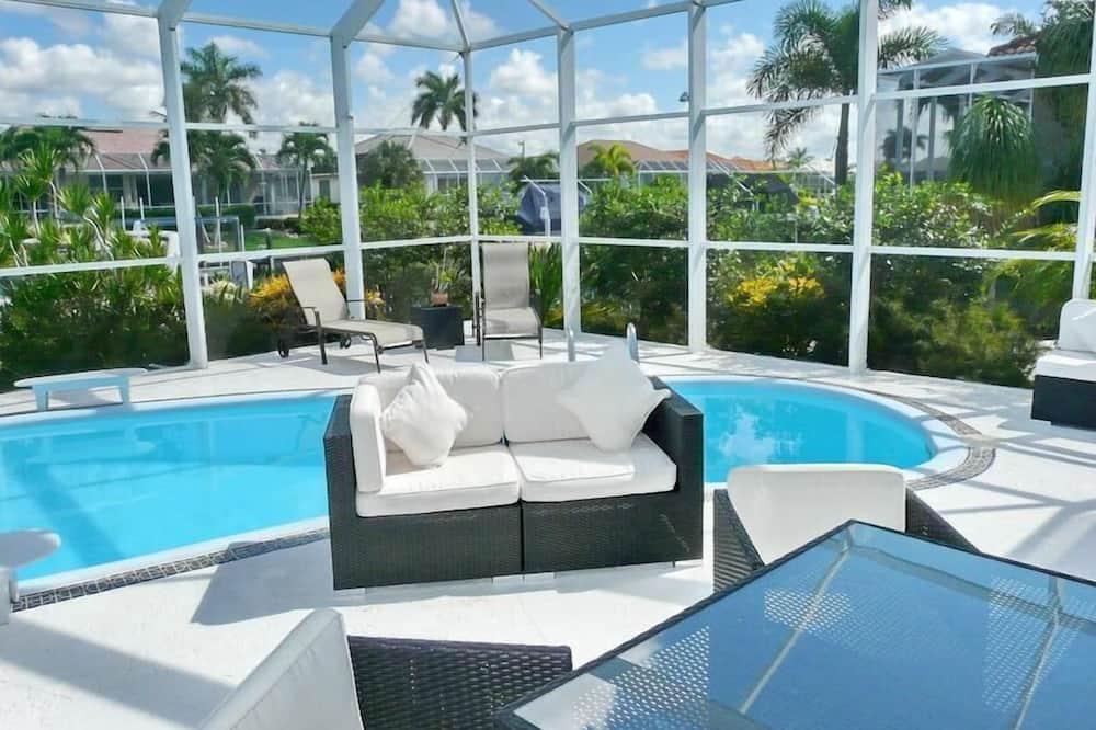 Ferienhaus, Mehrere Betten (768 Sea Court) - Pool