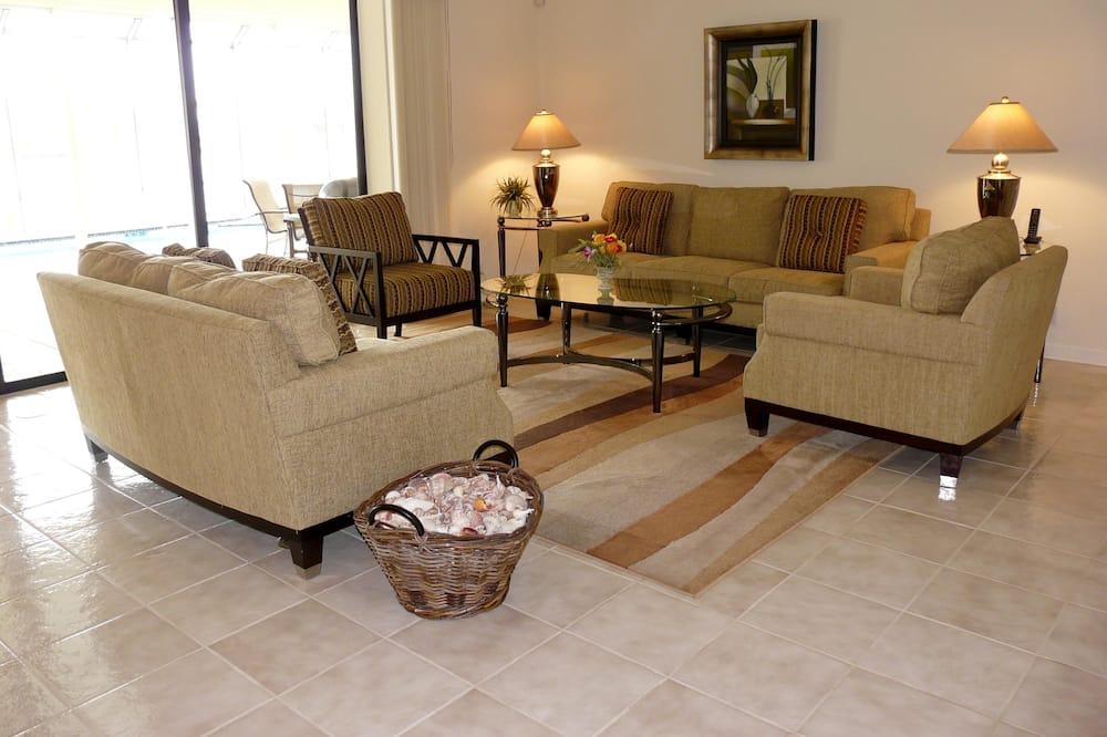 Casa, Varias camas (695 Embassy Court) - Sala de estar