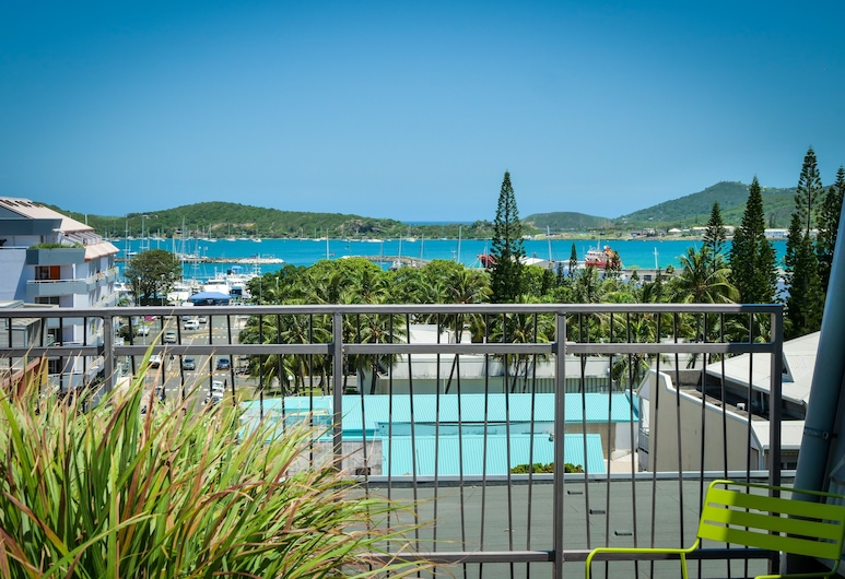 Hotel Gondwana - ECO-FRIENDLY, Nouméa, Queen Suite, Guest Room View