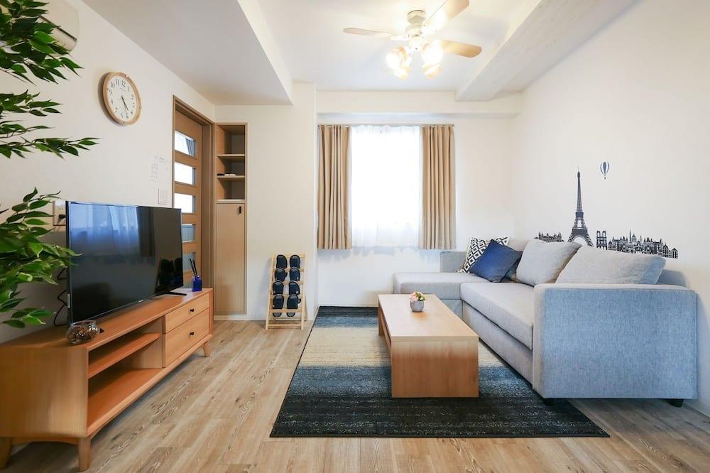 Zimmer (Sakura Coco, 4F) - Wohnzimmer