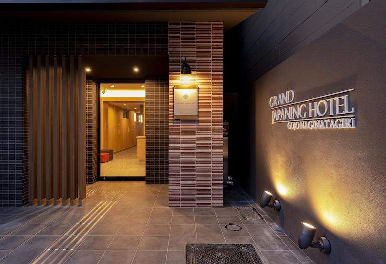 GRAND JAPANING HOTEL Gojo NAGINATAGIRI, Kyoto, Hotel Front – Evening/Night