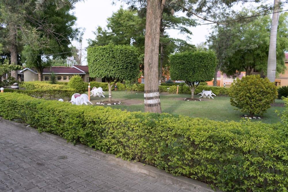 Vaizdas į sodą