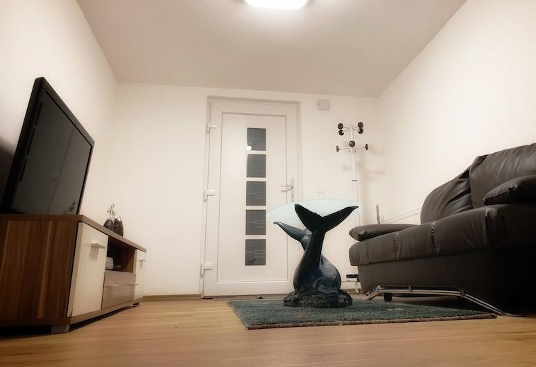 Bann Amarita, Laufen, Deluxe-Apartment, 2Schlafzimmer, Wohnbereich