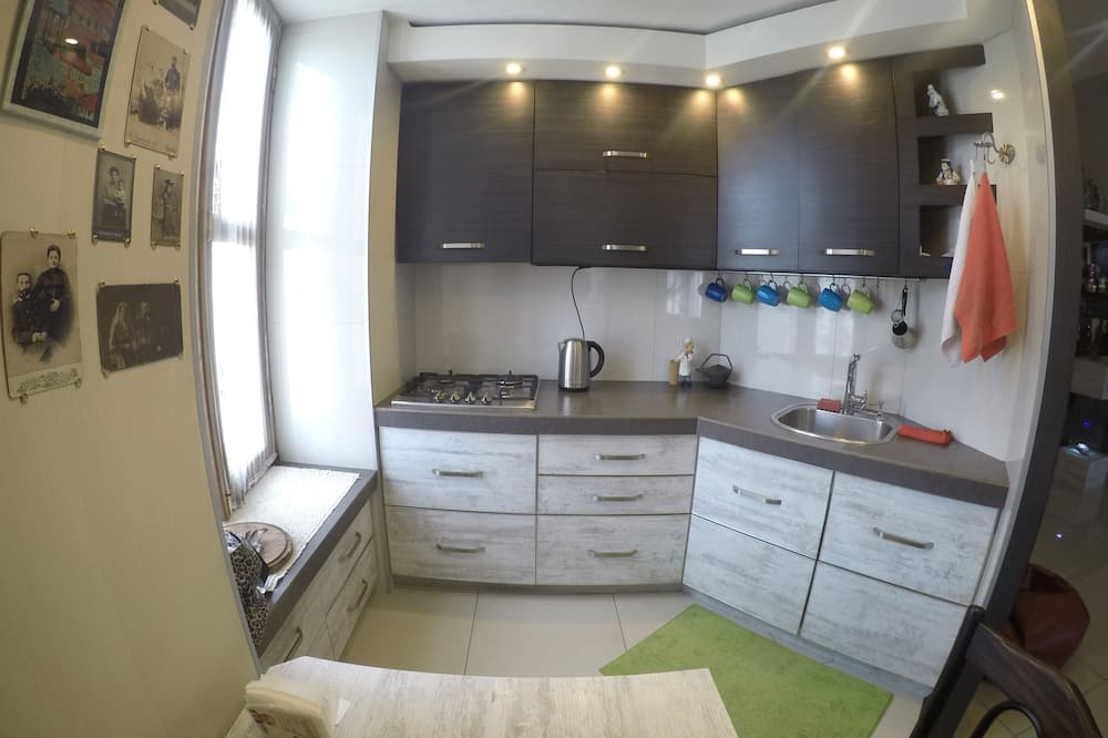 Kamar Double atau Twin Desain, 1 kamar tidur - Area Keluarga