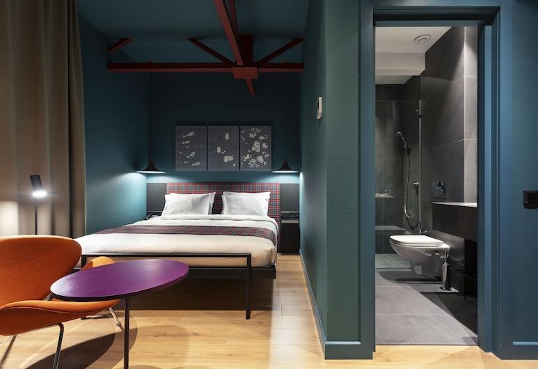 Hotel Zeg, Tbilisi, Standard Double Room, Balcony, Guest Room