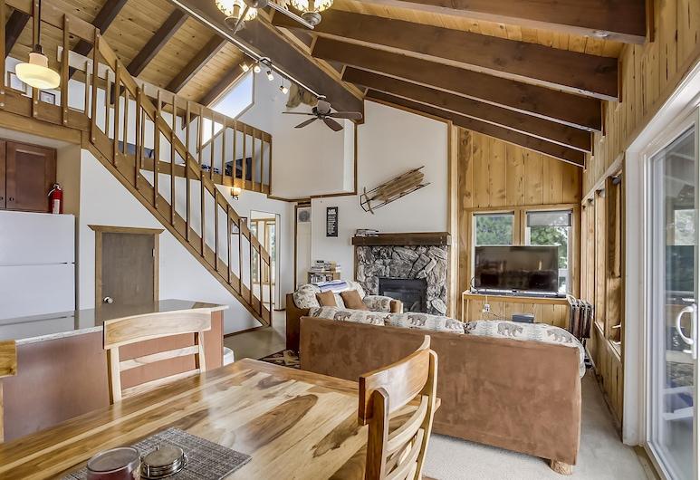 338 D Milky Way Court - 2 Br Condo, Stateline, Kooperatīva tūristu mītne, divas guļamistabas, Dzīvojamā istaba