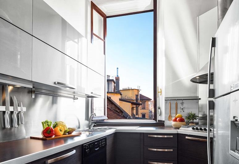 Modern 3 Bedrooms Apartment, Milano, Apart Daire, 3 Yatak Odası, Özel mutfak
