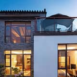 Vila, 2 spálne, nefajčiarska izba, výhľad na záhradu - Hosťovská izba