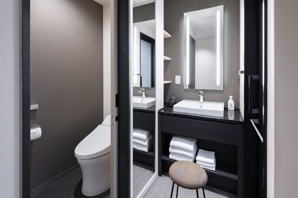 Chambre Triple Standard, non-fumeurs - Salle de bain