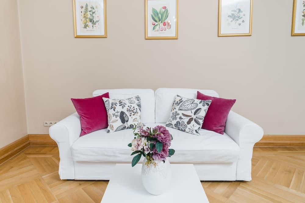 Superior Apart Daire (1) - Oturma Odası