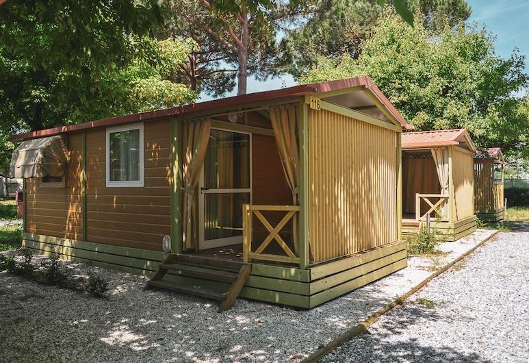 Camping Village Versilia Mare, Camaiore, Bungalow, 1 Schlafzimmer (Tonga 2), Zimmer