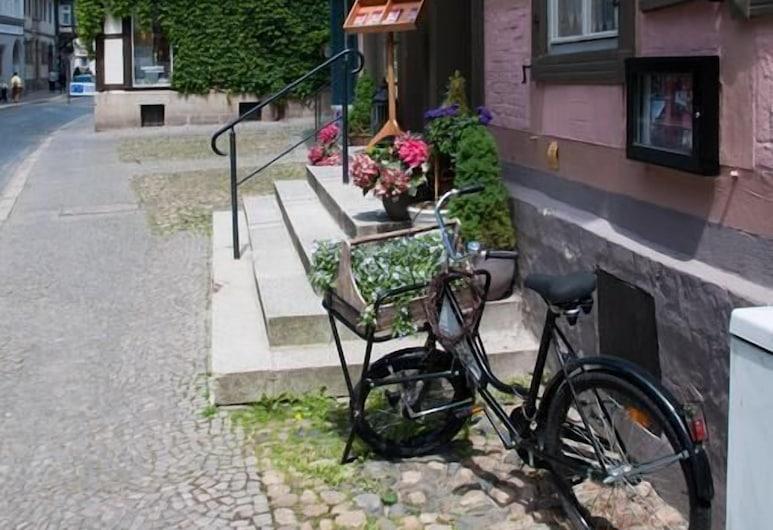 Hotel am Hoken, Quedlinburg, Hoteleingang