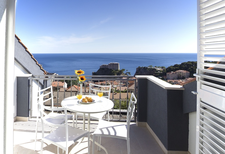 Villa Ragusa Palace-Placa, Dubrovnik, Comfort Apartment, 1 Queen Bed with Sofa bed, View from room