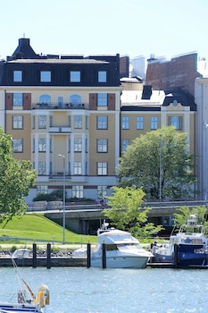 Naktsmītnes Aalto Seaside Suites - Kruununhaka attēls vietā Helsinki