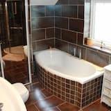 Phòng đơn Deluxe - Phòng tắm