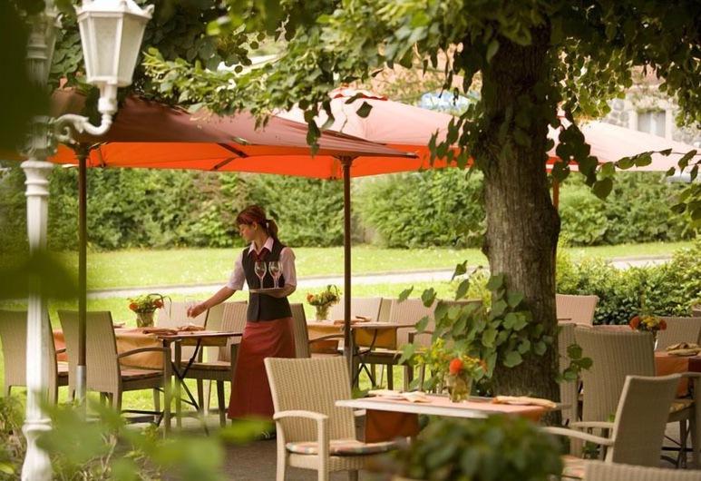 Hotel Eisbach, Ransbach-Baumbach, Terrasse/patio