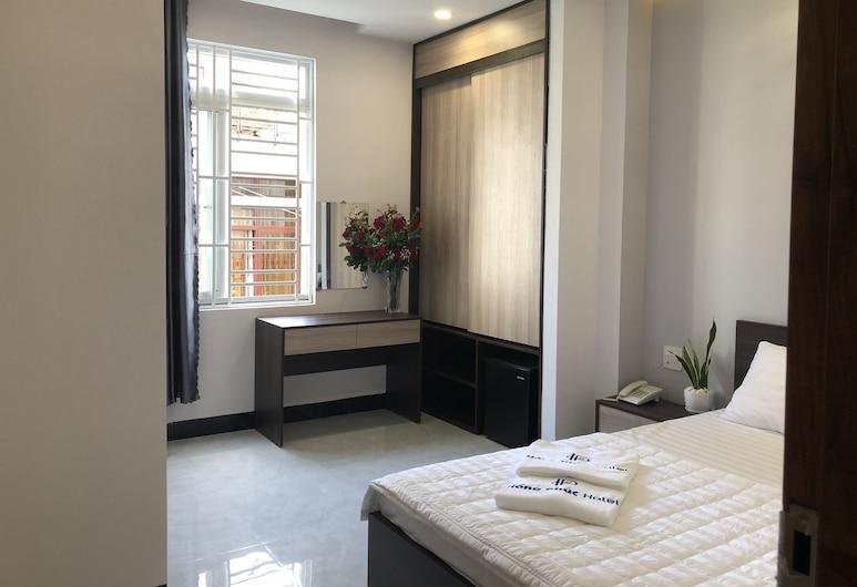Hotel Hong Phuc, Quy Nhon, Vienvietis kambarys, Vaizdas iš svečių kambario