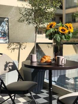 Hình ảnh Palais des Fleurs avec Balcon cosy tại Cannes