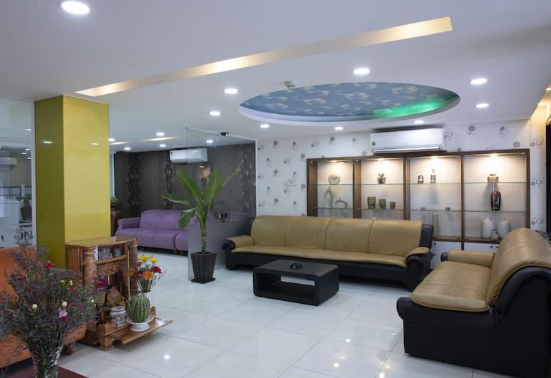 ヴィエン ンゴック サン 6 ホテル, ホーチミン, ロビー応接スペース