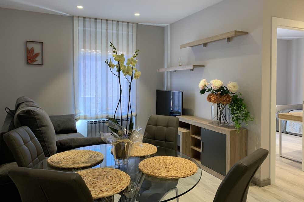 公寓, 2 間臥室 (Froilana) - 客廳