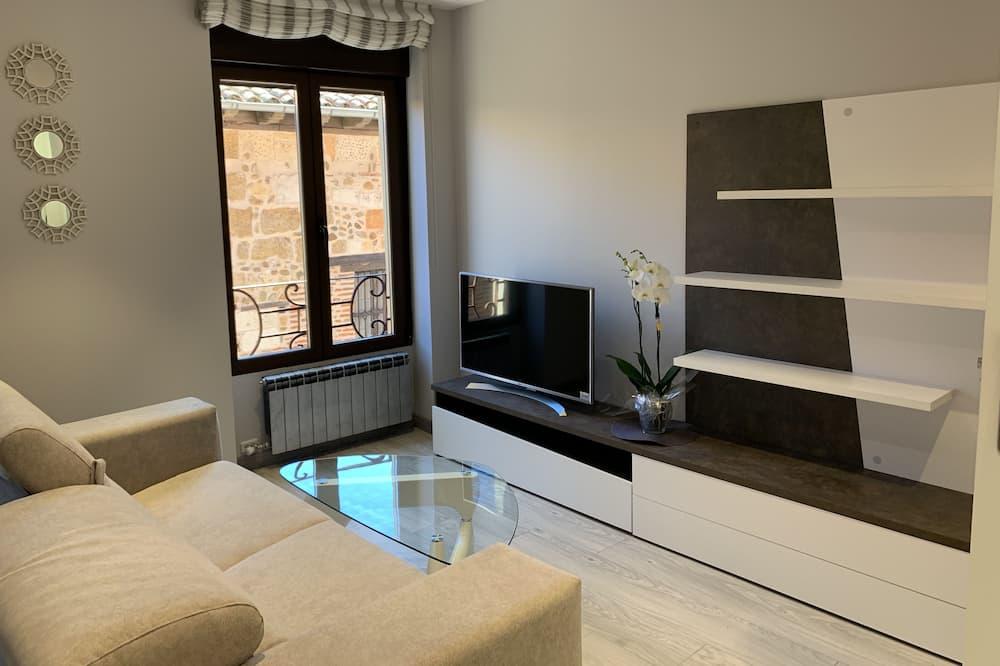 公寓, 1 間臥室 (Doncella) - 客廳