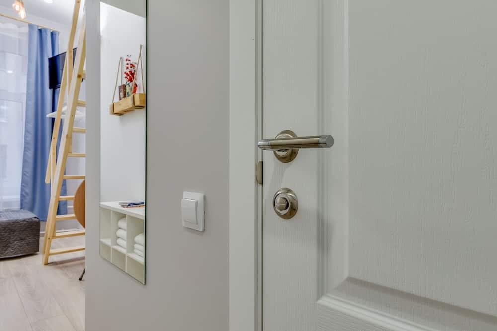 Dizajnový apartmán (#2) - Obývacie priestory
