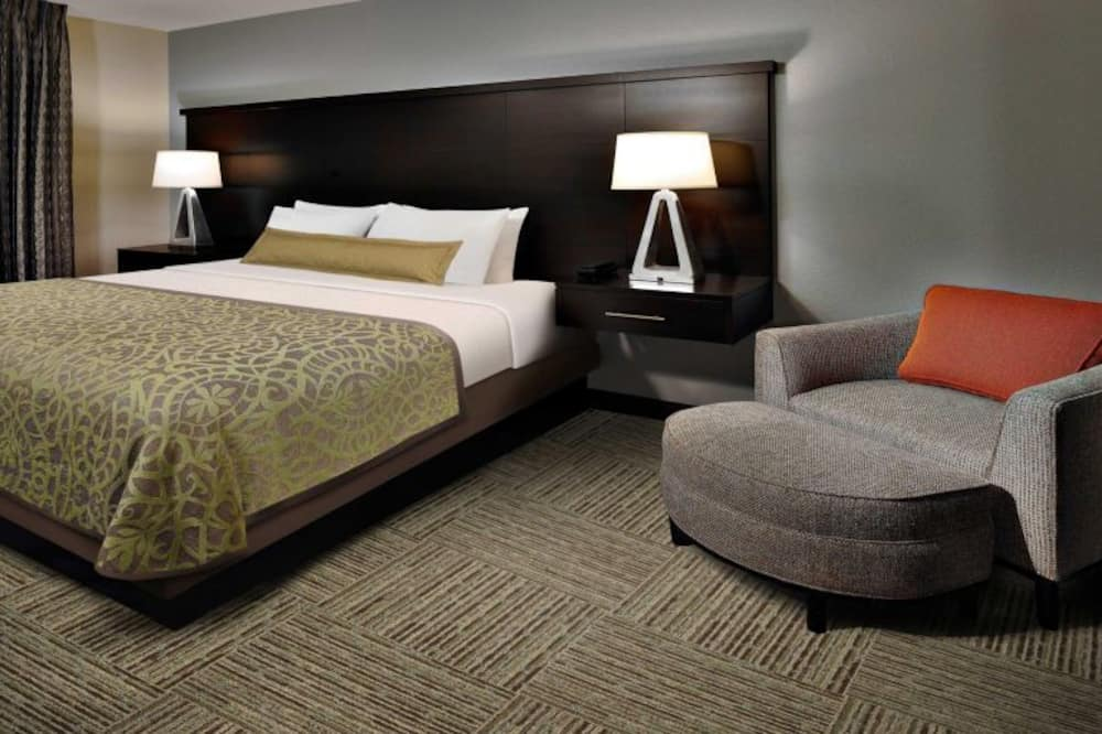 Номер-люкс, 1 ліжко «кінг-сайз», кухня - Номер