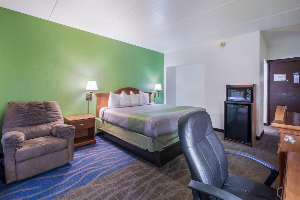 Jednolôžková izba typu Basic, 1 dvojlôžko - Hosťovská izba