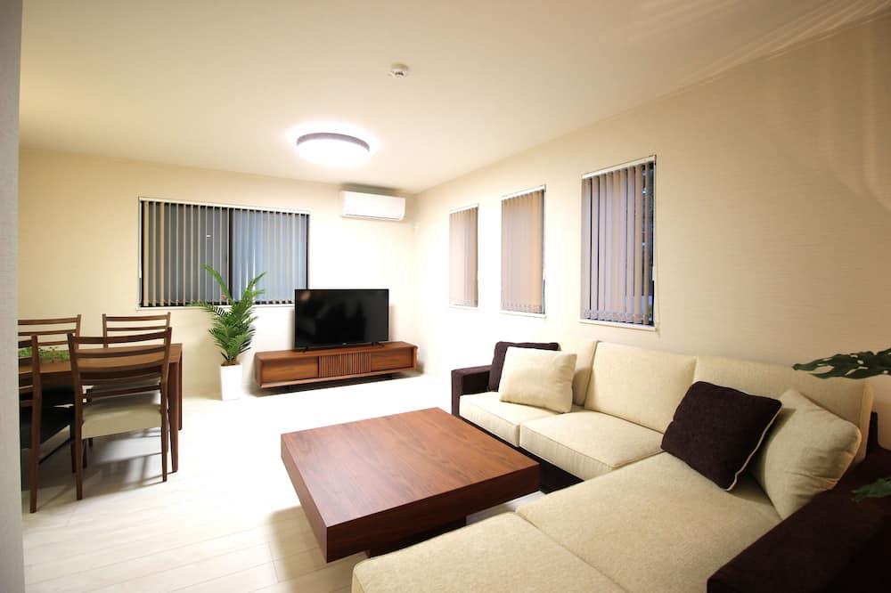 Ferienhaus (HV-4) - Wohnzimmer
