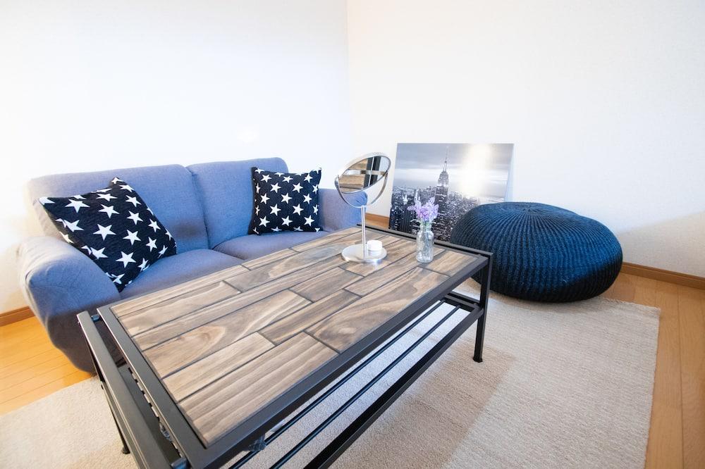 غرفة عادية (201) - غرفة معيشة