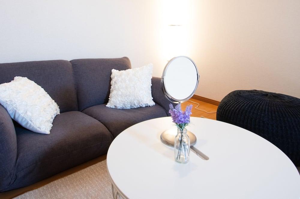 غرفة عادية (202) - غرفة معيشة