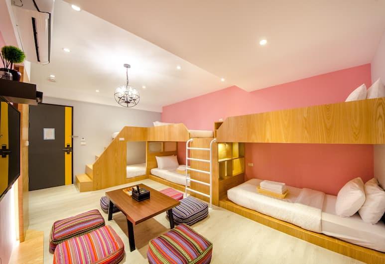 Anich Fashion Inn, Hengchun, Rodinný pokoj, Pokoj
