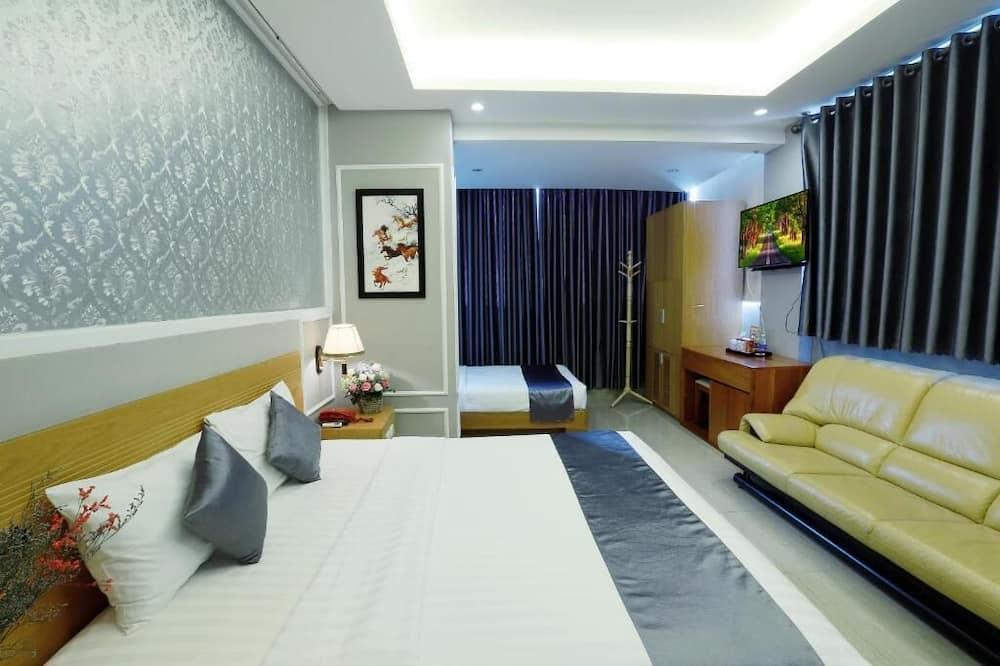 Luxury-Suite, Stadtblick - Zimmer