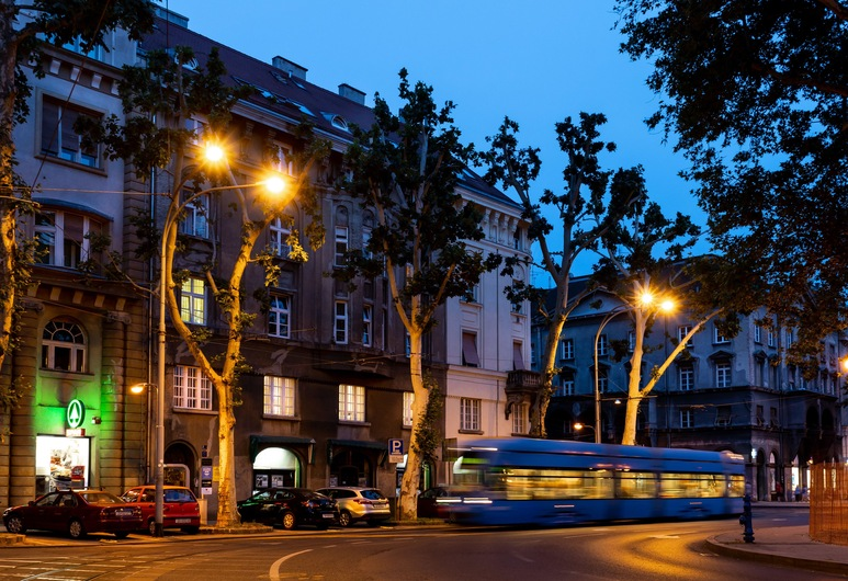 B&B Downtown Zagreb, Zagreb, Hotelfassade