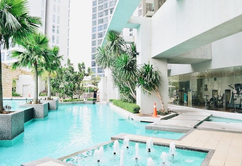瑞士花園住宅舒適奔逃飯店, 吉隆坡
