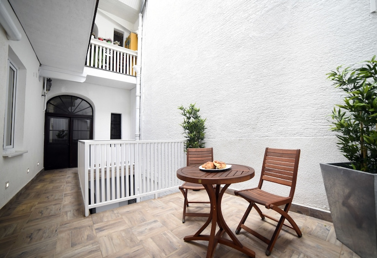 Downtown Zagreb Apartments, Zagreb, Apartment, 1 Bedroom (Radiceva 29), Terrace/Patio