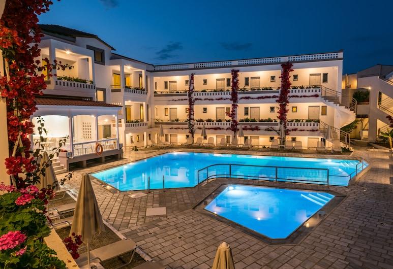 Ariadne Hotel Apartments & Suites, Rethymno, Exterior