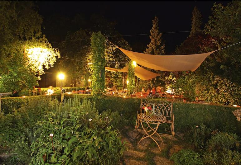 贝克维特旅馆, 伯赫姆费尔德, 花园